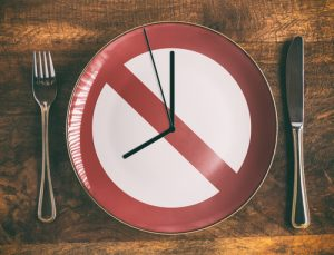 Intermittent Fasting - Stop eating